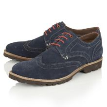 Lotus Evan casual brogues