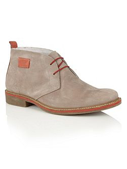 Goodridge lace up desert boots