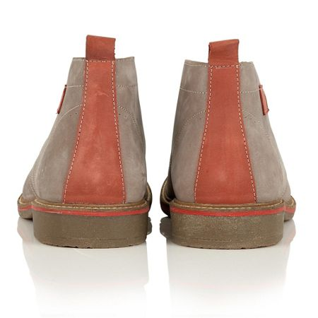 Lotus Goodridge lace up desert boots