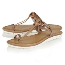 Lotus Leighton toe post sandals