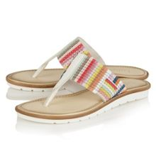 Lotus Gabriella toe post sandals