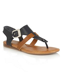 Arvon toe post sandals