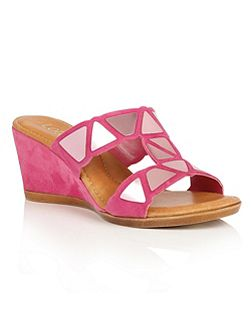Briony wedge sandals
