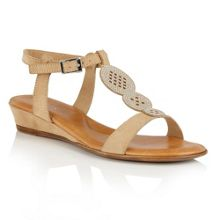 Lotus Charlette wedge sandals
