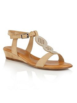 Charlette wedge sandals