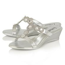 Lotus Alessia wedge sandals