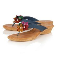 Lotus Eula toe post sandals