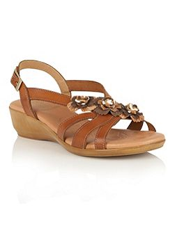 Bethel strappy sandals