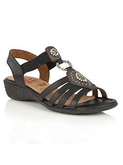 Relife Philomena open toe sandals