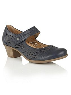 Relife Lavendula Mary-Jane shoes