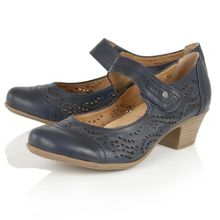 Lotus Relife Lavendula Mary-Jane shoes