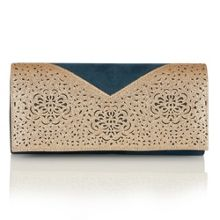 Lotus Clemence clutch bag