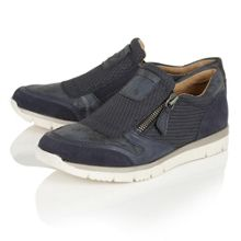 Lotus Relife Marigold zip up shoes