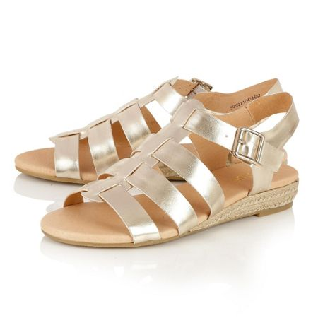 Lotus Makepeace open toe sandals