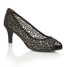 Lotus Weronika peep toe courts