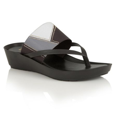 Lotus Josifa toe post sandals