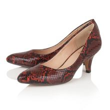 Lotus Bakula animal print courts