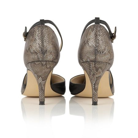 Lotus Hanako animal print courts