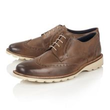 Lotus Since 1759 Sedgewell lightweight brogues