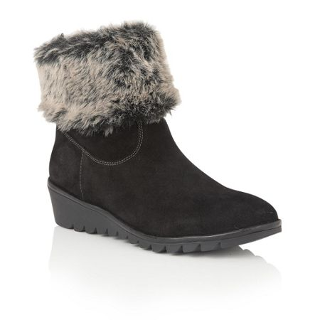Lotus Namika suede ankle boots