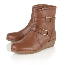 Lotus Loradi leather ankle boots