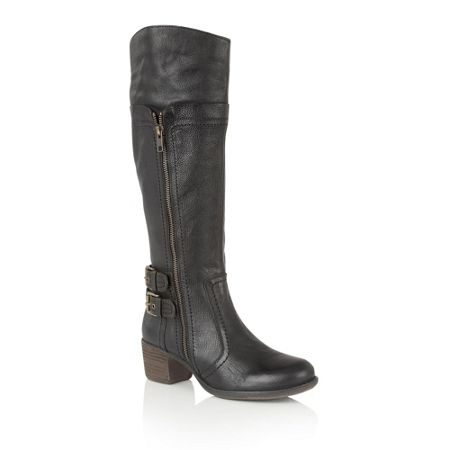 Lotus Yukka leather knee high boots