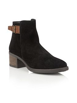 Alder suede ankle boots