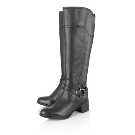 Lotus Kennedia leather knee high boots