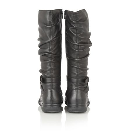 Lotus Kalina leather knee high boots