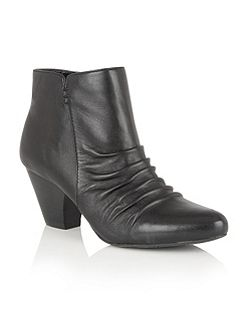 Ilara zip up ankle boots