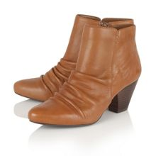 Lotus Ilara zip up ankle boots