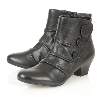 Lotus Brisk leather ankle boots