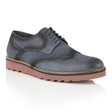 Lotus Since 1759 Bradshaw lace up brogues