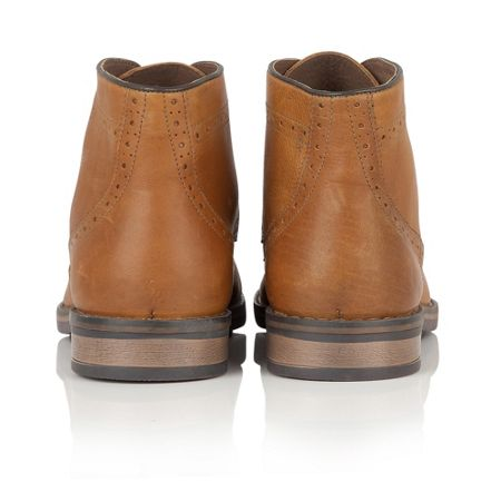 Lotus Since 1759 Hawthorn lace up brogue boots