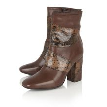 Lotus Zania leather calf boots