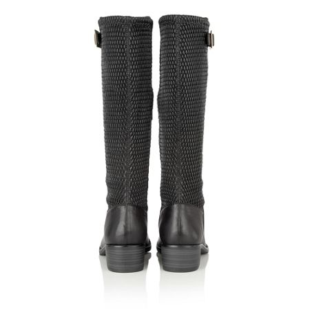 Lotus Nuttall leather knee high boots