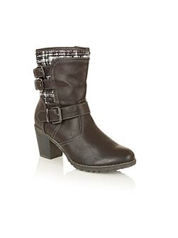 Hedera ankle boots