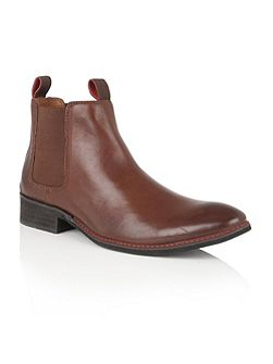 Jamison double tab chelsea boots