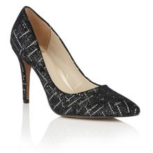 Lotus Thistle pointed toe courts