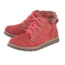 Lotus Sequoia lace up ankle boots