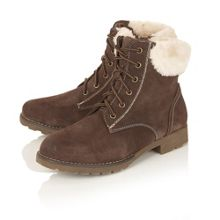 Lotus Vardy lace up ankle boots