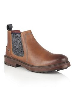 Cunningham chelsea boots