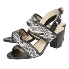 Lotus Alaska rafia sandals