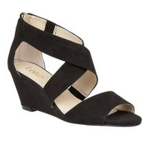 Lotus Cheeney open toe wedge sandals