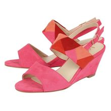 Lotus Alpha wedge sandals