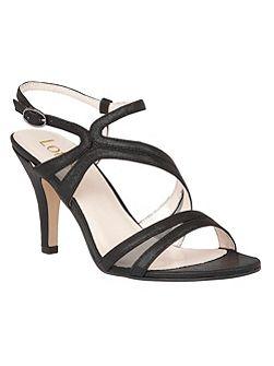 Hendren strappy high heel sandals