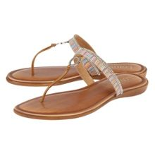 Lotus Euston toe post sandals