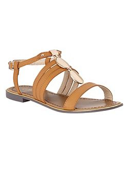 Alpine strappy sandals
