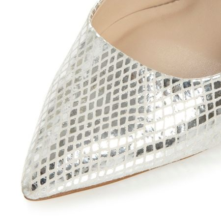 Dune Charm Pointed Open Court Shoes
