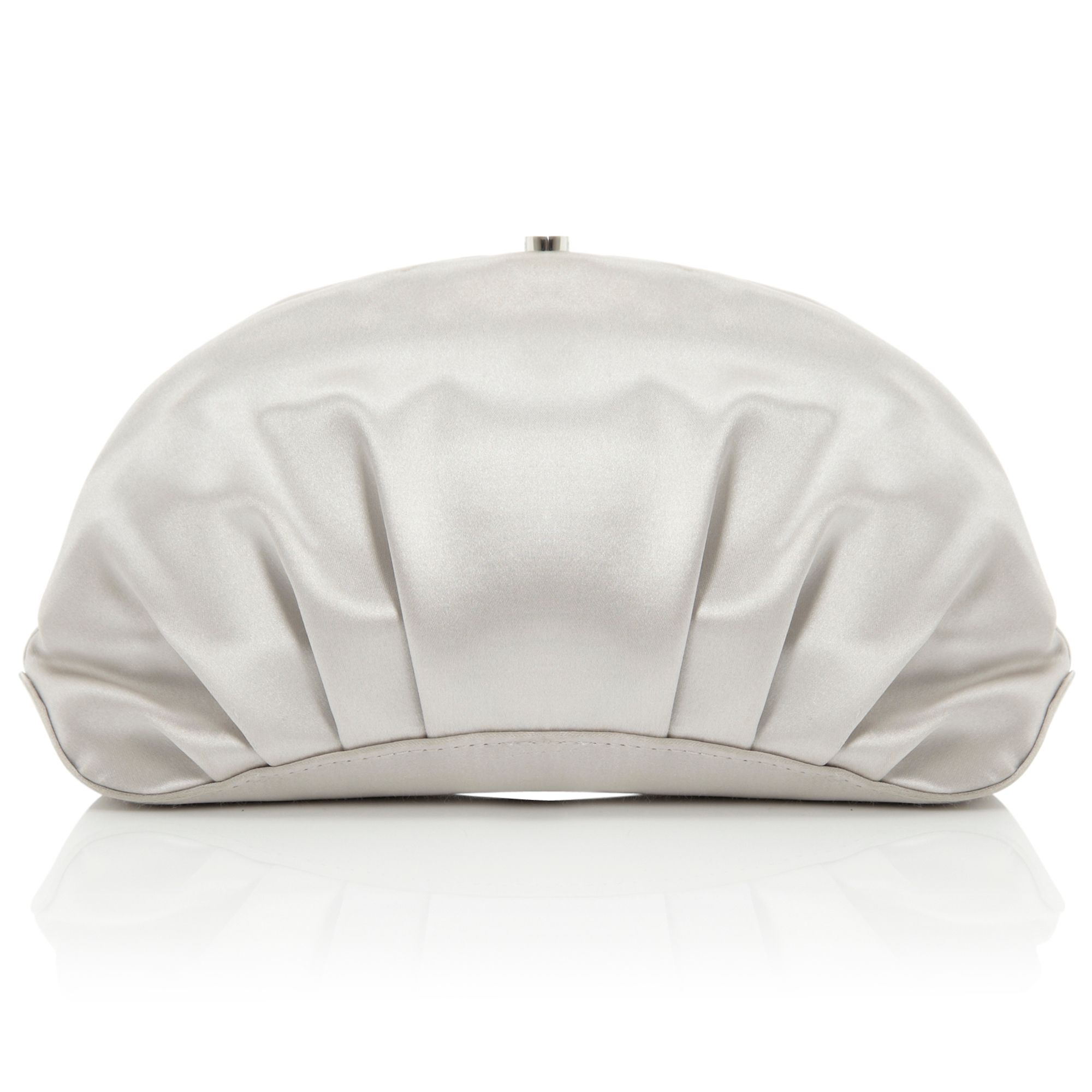Bliss satin diamante envelope bag